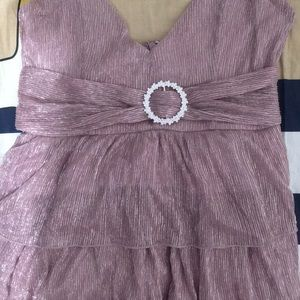 Forever 21 Knit Dress in Mauve